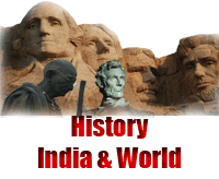 History India and World